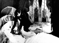 The Cabinet of Dr. Caligari http://flavorwire.com/473957/50-fantastical-film-interiors/4