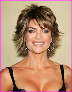 Edgy Short Hairstyles for Women Over On first glance, this is one of those o. - Edgy Short Hairstyles for Women Over On first glance, this is one of those old lady hairstyles - Hair Styles For Women Over 50, Short Hair Styles Easy, Short Hair With Layers, Medium Hair Styles, Curly Hair Styles, Short Hair Over 50, Short Haircut Styles, Medium Hair Cuts, Short Curly Hairstyles For Women