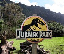 Kualoa Ranch, Oahu, HI  The Jurassic Park site.