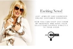 New online Order from Just Jewelry!