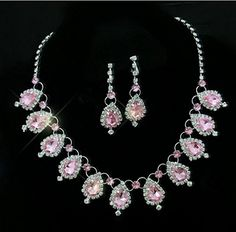 Taoqiao Latest Bridal Jewelry Fashion Jewelry Necklace St...