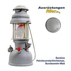 Santrax Petroleum Starklichtlampe 829 500CP A Bundeswehr Shop Räer Hildesheim