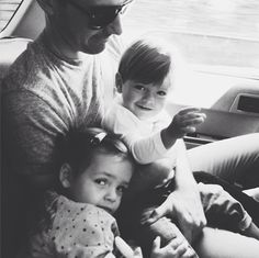 I want a family that smiles and giggles and goes on adventures and lives life to the full together.
