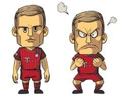 2013-14 FC Bayern Munich on Behance