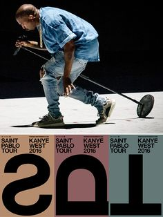 Kanye West Announces Saint Pablo Tour: Find Out When He's Coming To A City NearYou