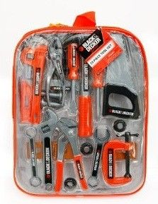 Junior Tool Set on www.amightygirl.com (Black & Decker)