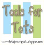 home made tools for teaching your tot