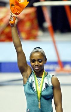 Daiane dos Santos - Gymnastics. Gaúcha_ RS