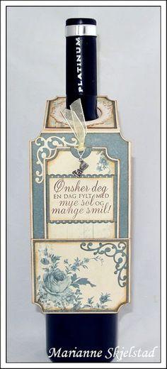 Candice papieren wereld: vintage - Pion Design.