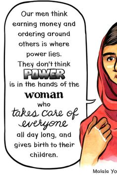 10 Brilliant Women On Why We Need Feminism, Illustrated