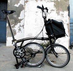 bagbike vialis to brompton