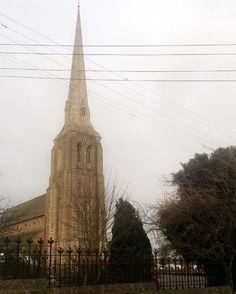 #church #ireland #history #bigbuilding by josephjames1990