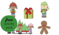 Frugal Homeschool Family has a FREE Christmas Activity pack with lots of fun games and crafts themed on Christmas.