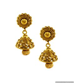 These earrings display rajwadi flavours that are rich in craftsmanship set with gold detailing. http://www.mirraw.com/designers/jahnvi/designs/gold-paradise-danglers-drop