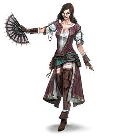 Fiora Cavazza - The Courtesan - Characters & Art - Assassin's Creed: Revelations