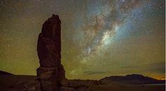 Stargazing in San Pedro de Atacama, Chile