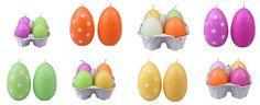 Puttipajan munakynttilät valmistetaan käsin Vaajakoskella  #pääsiäinen #pääsiäisherkkuja #kynttilä #raikaskevät #pääsiäiskattaus #puttipaja  #pääsiäiskoriste #kotimainenkynttilä
