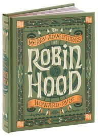Title: The Merry Adventures of Robin Hood (Barnes & Noble Collectible Editions), Author: Howard Pyle
