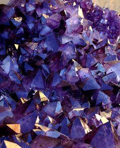 Purple Amethyst (Photo: Flickr user Cobalt123)