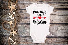 Mommy's Little ValentineValentine's Day by bravelittleleaders