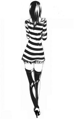 爽々 * | Sawasawa Cool Art Drawings, Art Sketches, Character Concept, Character Design, Matte Painting, Drawing Practice, Manga Drawing, Illustrations And Posters, Manga Girl