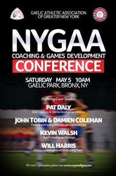 NY GAA Coaching Conference