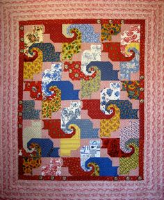 Psycho Cats Quilt Pattern | quilts | Pinterest | Cat quilt ... : tessellation cat quilt pattern - Adamdwight.com