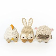 4 seasons Easter special - Amigurumipatterns.net