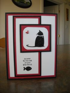 kitty_sympathy_card_ by rokale - Cards and Paper Crafts at Splitcoaststampers