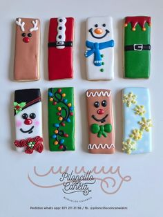 Christmas Cookies sticks Source by lduchess Christmas Biscuits, Christmas Sugar Cookies, Holiday Cookies, Christmas Candy, Christmas Treats, Decorated Christmas Cookies, Fancy Cookies, Iced Cookies, Royal Icing Cookies