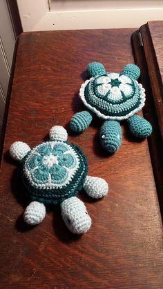 CindyEggleston's Baby Turtle ~ Instructions for ~ free pattern ᛡ on Ravelry