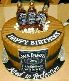 Birthday Cake Cookies, Birthday Cakes For Men, Birthday Wishes For Men, Funny Birthday Cakes, 50th Birthday Party Decorations, 40th Birthday Parties, Man Birthday, Birthday Quotes, Birthday Images