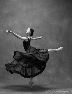 Misa Kuranaga 倉永美沙, Boston Ballet