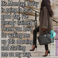 Christian Motivational Quotes, Inspirational Quotes, Truth Quotes, Bible Quotes, Monday Blessings, Monday Inspiration, Prayer Warrior, Morning Greeting, Attitude Quotes