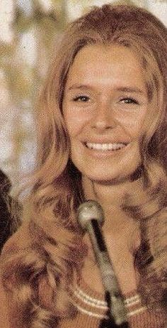 Suzanne, Alan's wife, just married, 1974