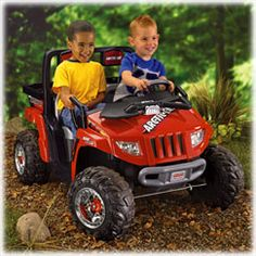 Power Wheels ARCTIC CAT 1000 - Fisher-Price Online Toy Store