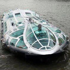 Water Bus - Japan