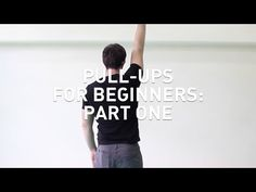 Pull-Up Tutorial - 3 Simple and Effective Exercises | GMB Fitness