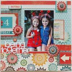 "Red. White, and blue MME Challenge  1. submit a layout,card,album,altered item,etc.  2. must consist of mainly MME. It must ""look"" like a MME project. :) It must fit the theme.  4. Upload the project to the InLinkz link tool at the end of this post by the end of the day on Tuesday, July 16."