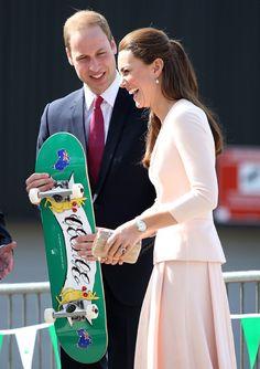 De Duquesa a Dj, Kate Middleton demuestra su habilidad en la tornamesa