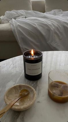 Candle Jars, Candles, Warm Blankets, Home And Deco, Something Beautiful, Hygge, My Room, Decoration, Room Inspiration