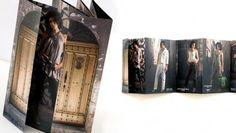 Fashion Brochure Design – fold.