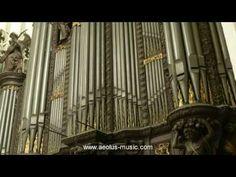 "Widor - ""Mattheus-Final"" from ""Bach's Memento"", played by Peter Van de Velde; Antwerp Cathedral"