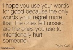 good words use dissertation