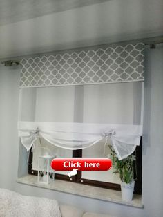 Unique Curtains, Boho Curtains, Kids Curtains, Green Curtains, Diy Blinds, Curtains With Blinds, Blackout Curtains, Kitchen Furniture, Furniture Design