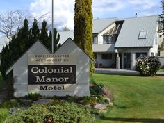Cromwell Colonial Manor Motel New Zealand, Pacific Ocean and Australia