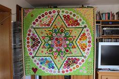 9 Monate Arbeit - 4.587 Hexagons