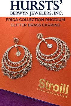 Our Stroili jewelry sale ends soon! Current designs must go to make room for Strolli's newest lines!