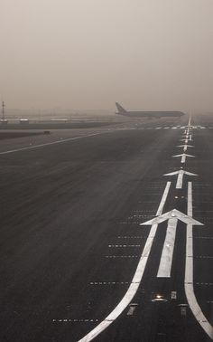 Dubai Airport - Runway- by PW74, via Flickr