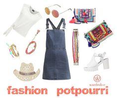fashion potpourri